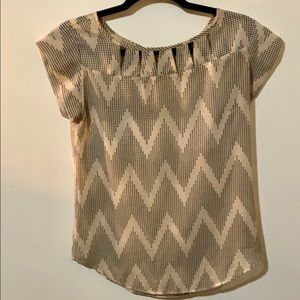 THE LIMITED BLOUSE XS